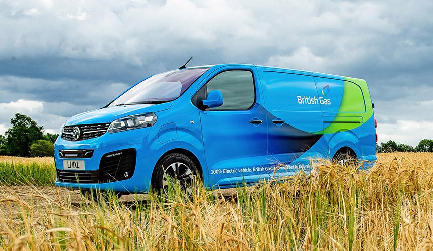Британская марка Vauxhall получила крупный заказ на поставку электрофургонов