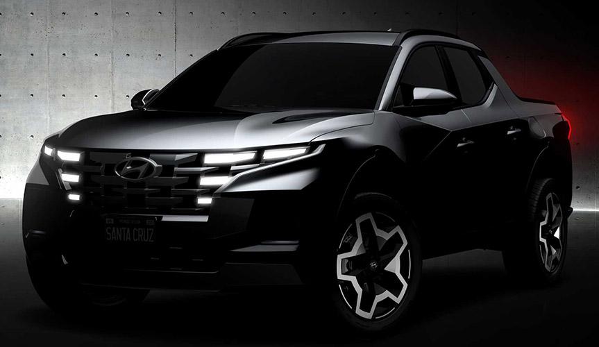 Новое тизерное видео Hyundai Santa Cruz