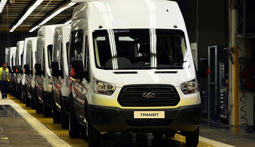 Завод Ford в Турции приостановит поставки машинокомплектов для «Соллерс Форд»