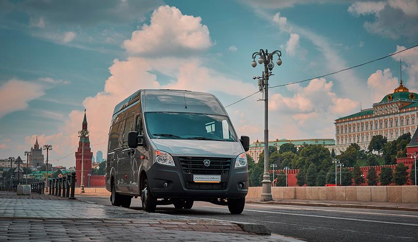 «Группа ГАЗ» увеличила производство лёгких коммерческих автомобилей в 1 квартале