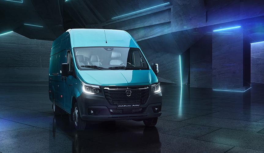 «Группа ГАЗ» начала серийное производство автомобиля «ГАЗель NN»