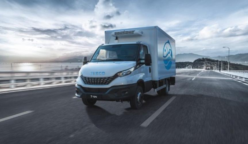 Компания Iveco начала продажи нового фургона Daily