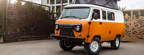 В России начнутся продажи нового автодома УАЗ «Байкал»