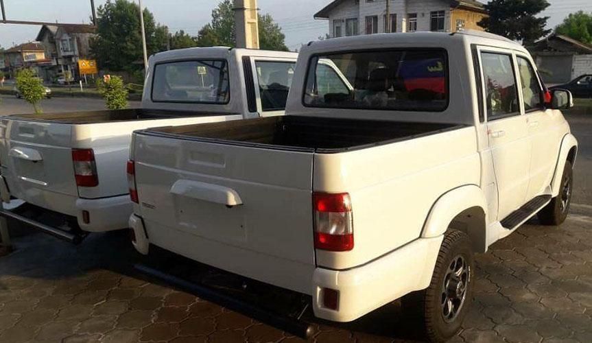 В Иране начались продажи модели УАЗ «Пикап»