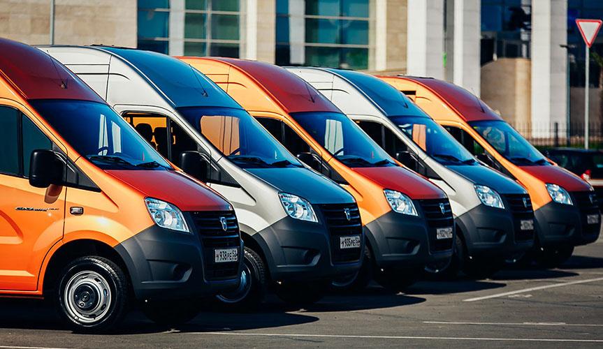 Российский рынок LCV в апреле занял шестое место в Европе