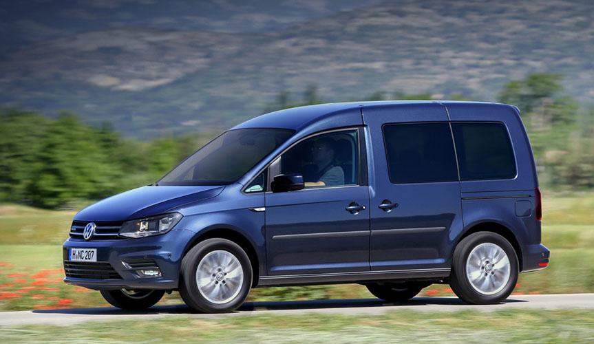 Фургоны Volkswagen Caddy попали под отзыв в России