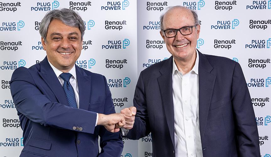 Renault и Plug Power построит интегрированную экосистему для LCV на топливных элементах