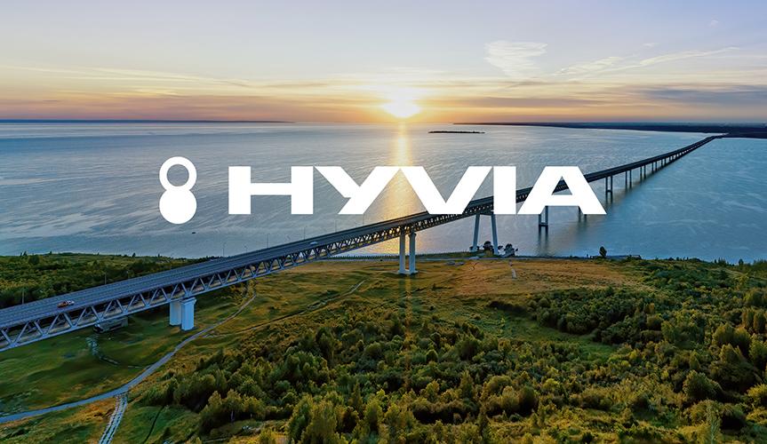 HYVIA — на пути к водородной мобильности