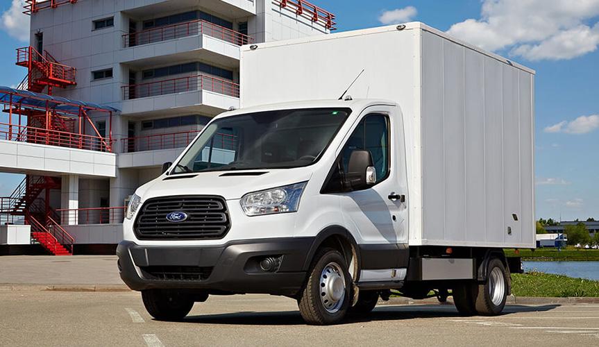 «Соллерс Форд» удвоил продажи Ford Transit в первом полугодии