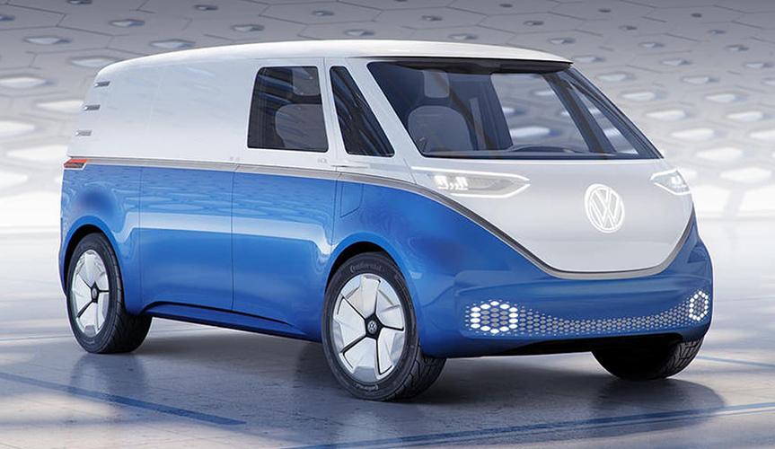Volkswagen ID. Buzz будет выпускаться в трёх разных версиях