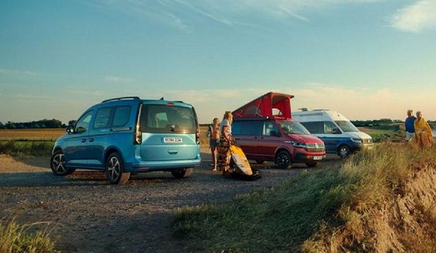 Volkswagen представил расширенное семейство California