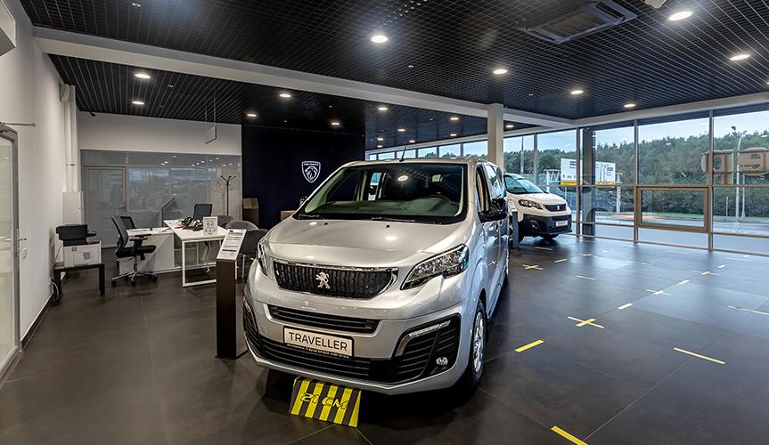 Peugeot объявляет об открытии нового дилерского центра в Москве