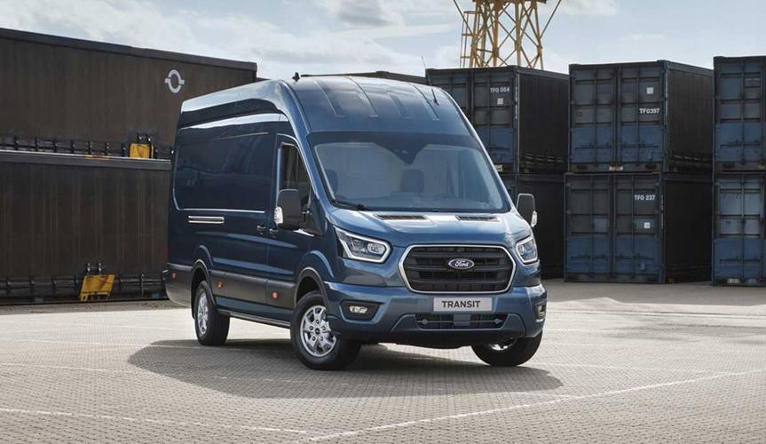 Продажи Ford Transit в сентябре увеличились на 23%