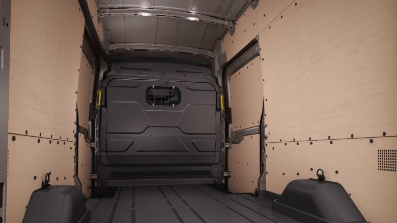 Ford transit габариты кузова