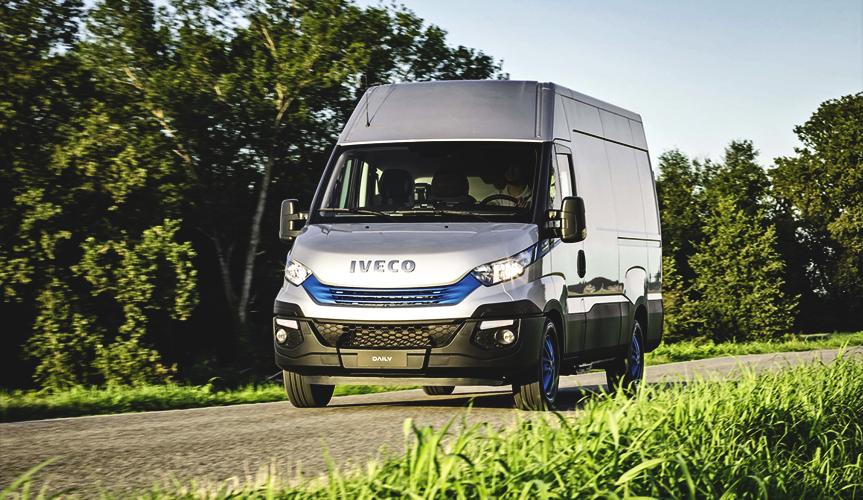 Iveco Daily второй год подряд выигрывает награду «Устойчивый грузовик года»