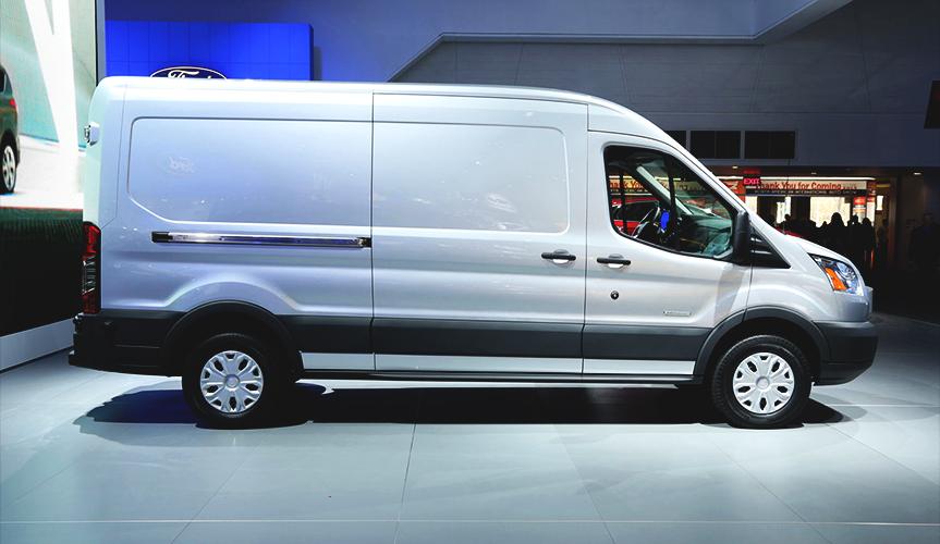 Ford Transit — бестселлер среди иномарок на рынке LCV