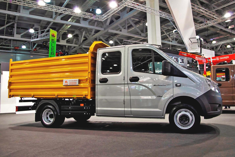Группа ГАЗ представляет спецтехнику на базе новых моделей «ГАЗель NEXT» и «ГАЗон NEXT»