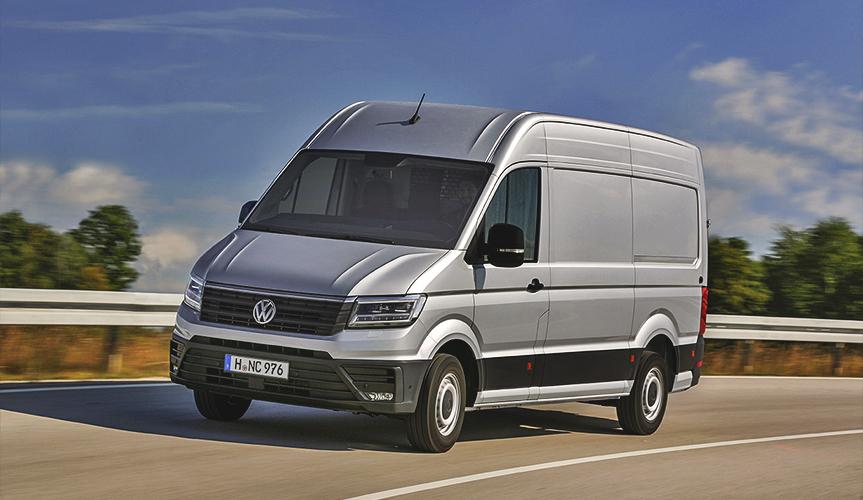Volkswagen в мае увеличил продажи LCV в России на 25%