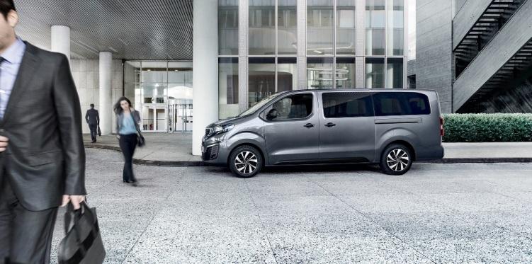 Группа PSA запускает производство Citroën SpaceTourer Business Lounge и Peugeot Traveller Business VIP