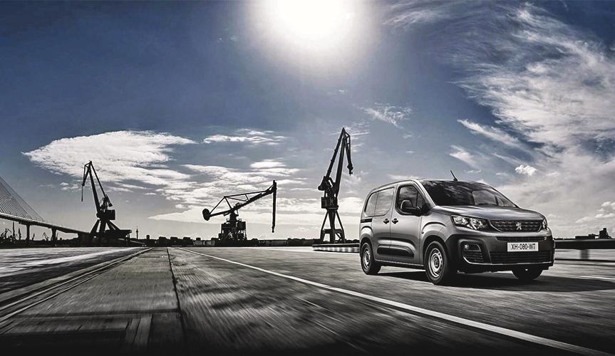 Обновлённые грузовые фургоны Peugeot Partner, Citroen Berlingo и Opel Combo