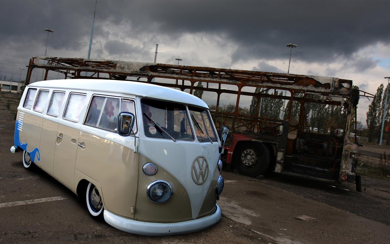 10 фактов из истории любимого многими Volkswagen Transporter