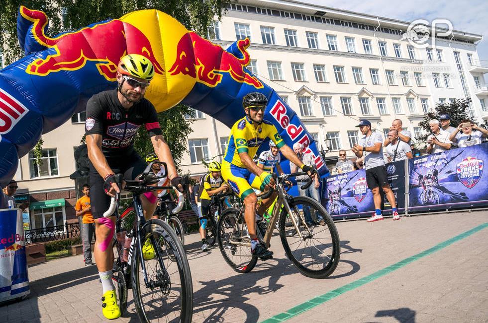 Результаты третьего этапа и старт четвёртого этапа Red Bull Trans Siberian Extreme 2018