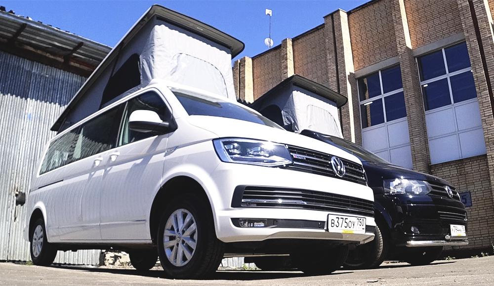 Volkswagen TrioStyle «White Edition» от компании «GT-CAMP»