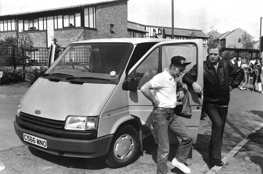 Легендарный Ford Transit – факты, история, фото