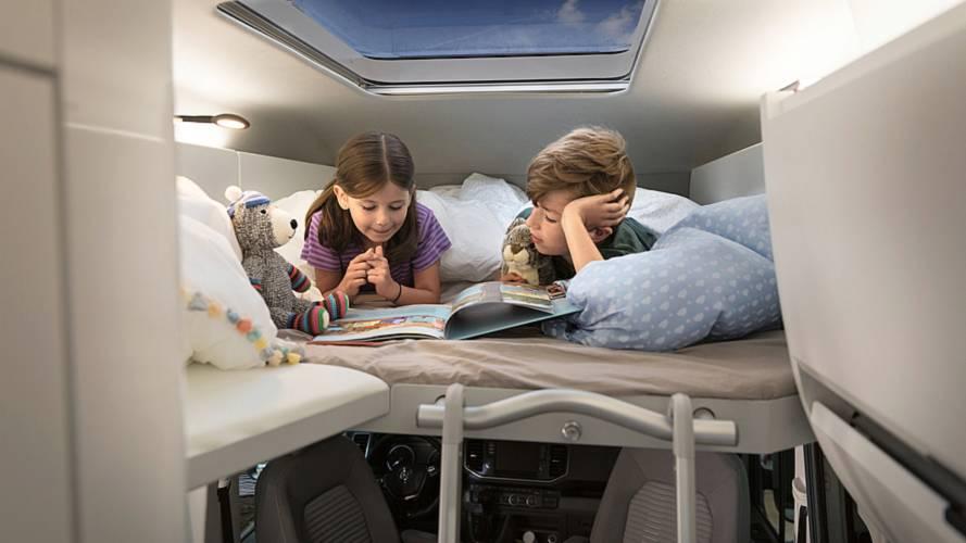 Volkswagen готовится к премьере роскошного дома на колёсах Grand California