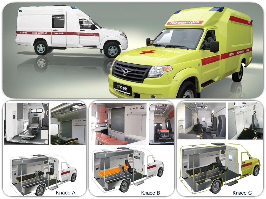В Ульяновске работают над созданием больших полноприводных фургонов на базе УАЗ Профи 4х4