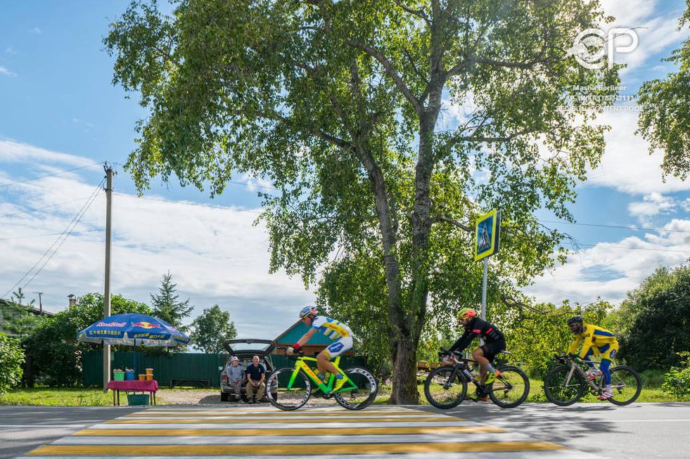 Результаты 14 этапа Благовещенск – Хабаровск Red Bull Trans Siberian Extreme 2018