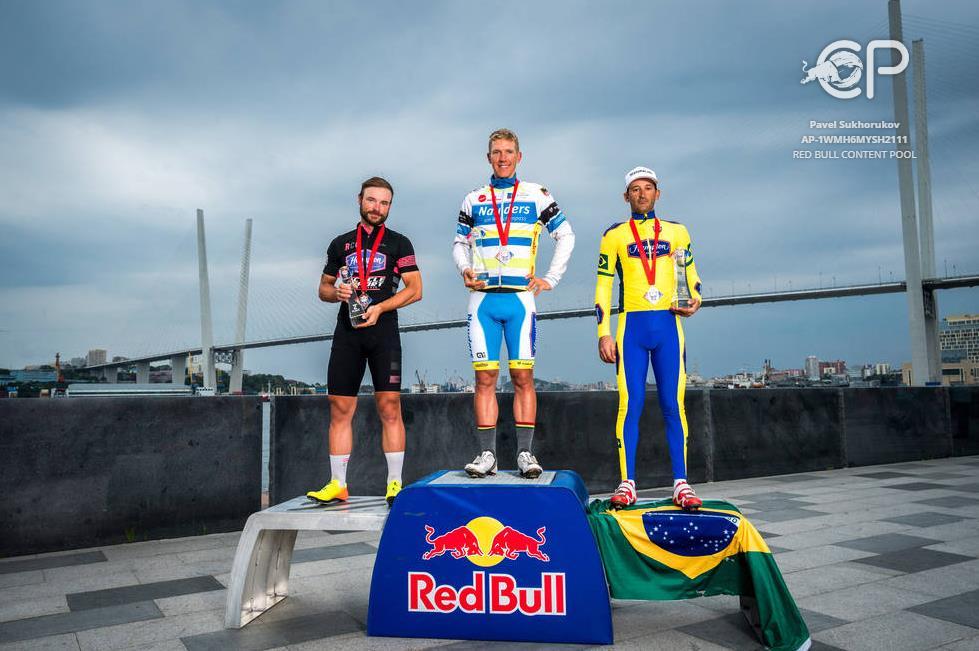 Окончательные результаты Red Bull Trans Siberian Extreme 2018