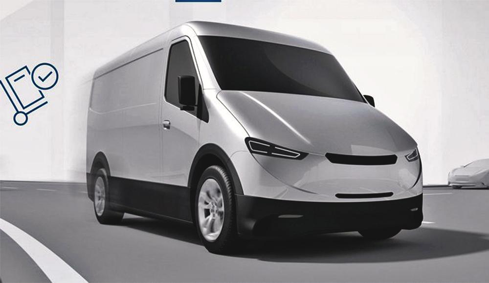 Компания Bosch представит первый пассажирский электрофургон в 2019 году