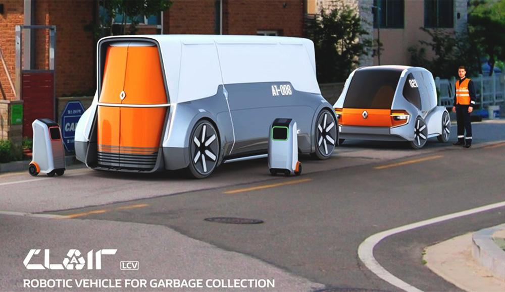 Renault Россия подвела итоги конкурса для молодых дизайнеров «Будущее автономного транспорта в России»