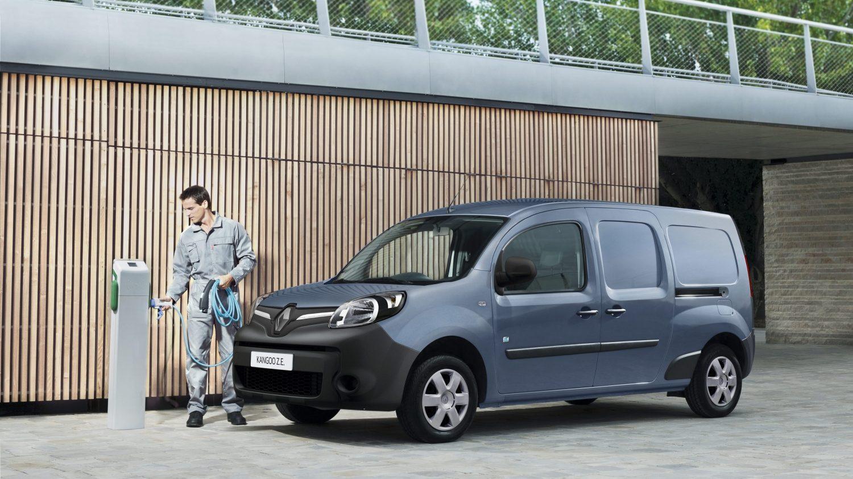 Технические характеристики нового фургона Kangoo Z. E. 33 от компании Renault