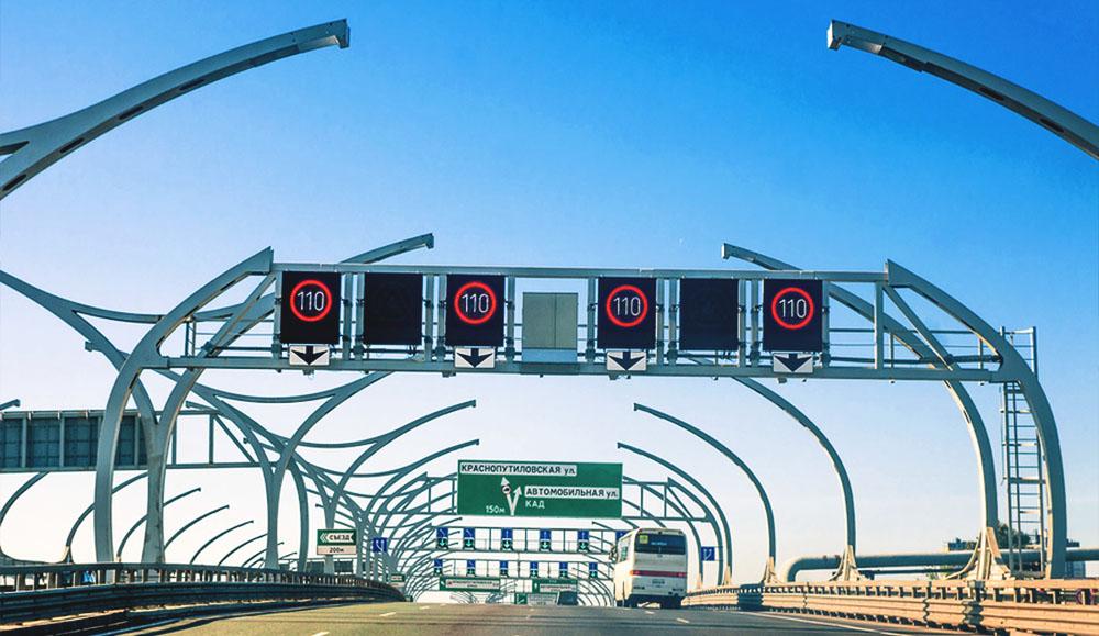На дорогах появятся знаки нового поколения для регулировки скорости