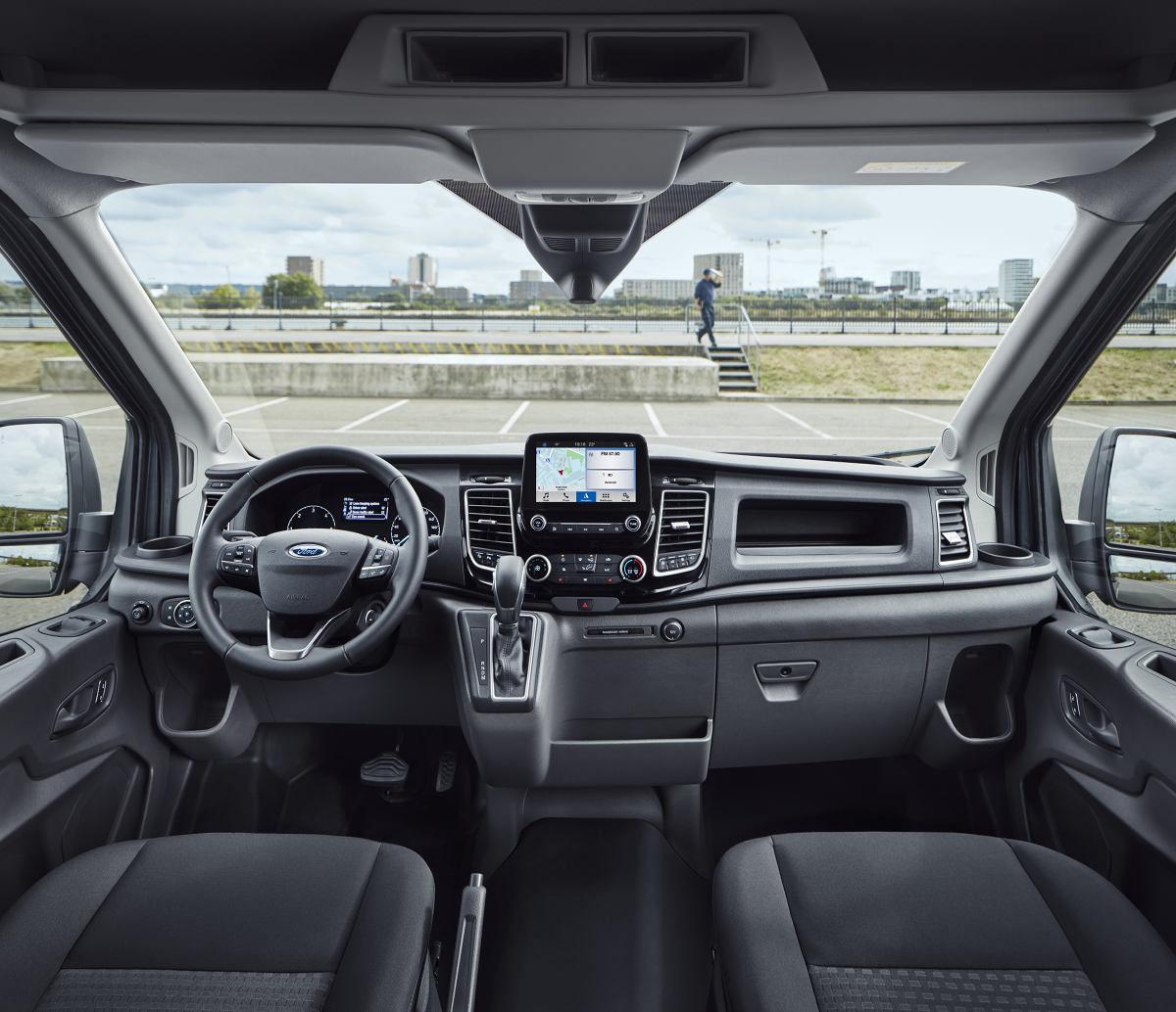 Компания Ford представила новый Transit грузоподъёмностью 2 тонны