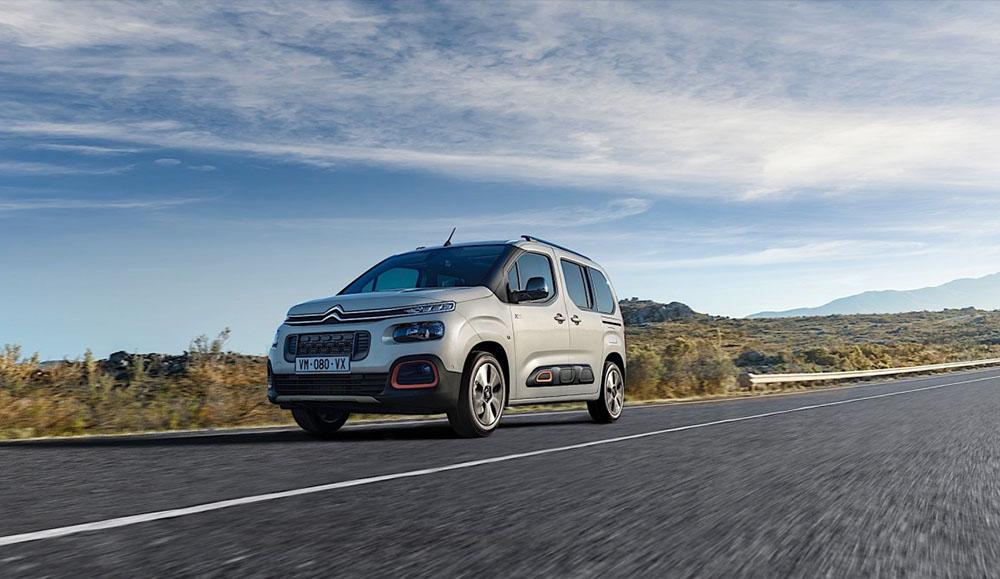 Компания Citroen представит новые автомобили на выставке в Париже