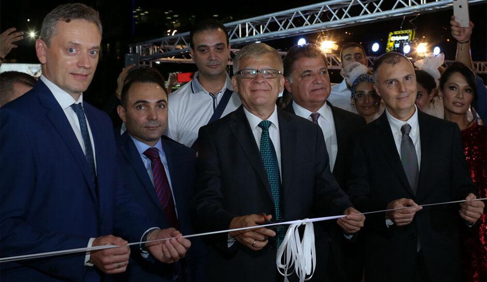 В Ливане открылось первое дилерство марки УАЗ