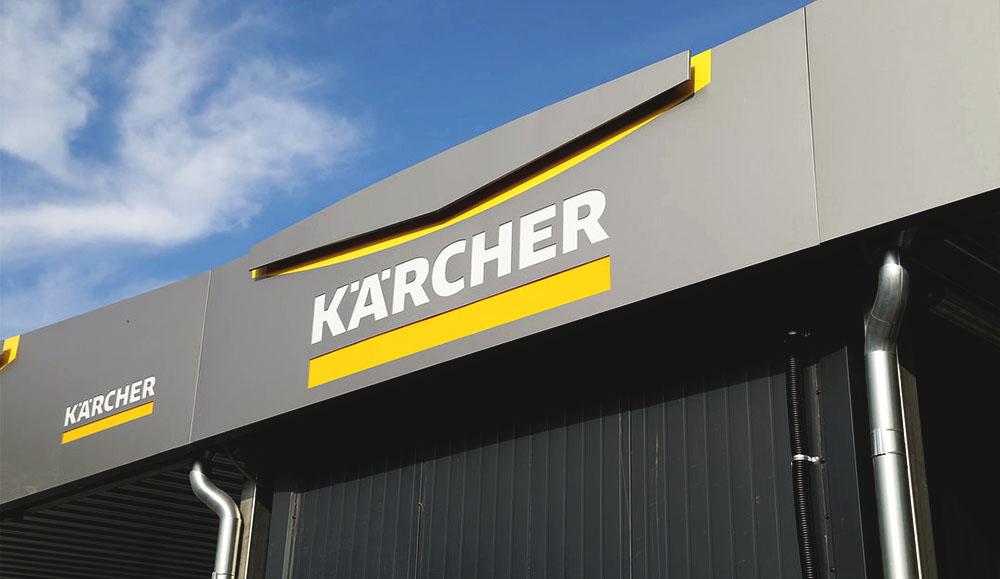 В Самаре открылась автомойка с оборудованием Kärcher