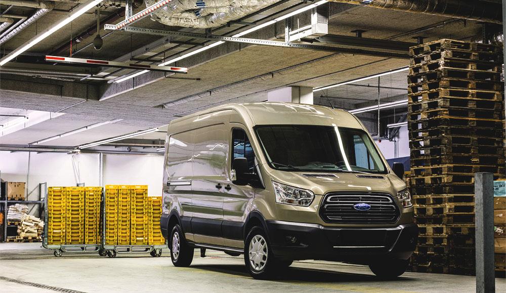 Семейство Ford Transit в России пополнилось новыми версиями