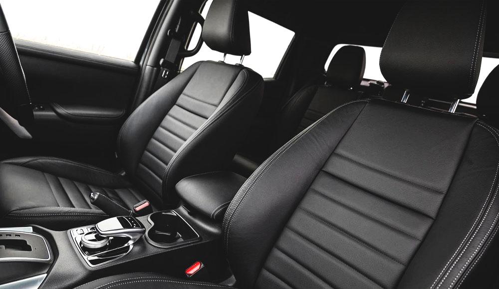 Спецверсия пикапа Mercedes-benz X-Class для «чёрной пятницы»