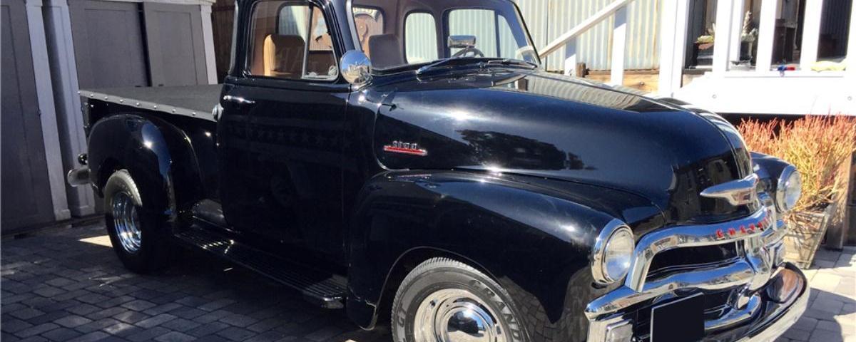 Раритетный пикап Брюса Уиллиса марки Chevrolet выставят на торги