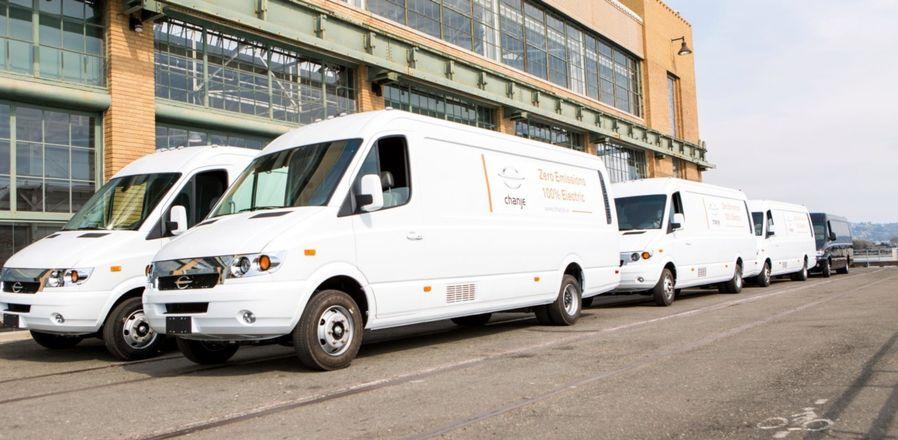 Автопарк компании «FedEx» пополнится партией электрофургонов