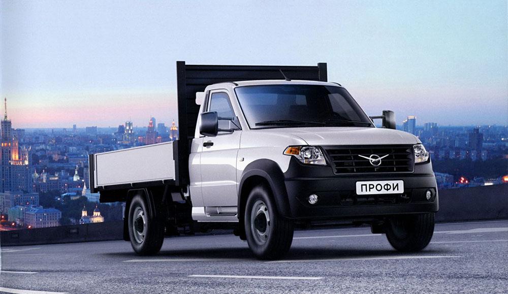 Обновлённый «УАЗ Профи» стал доступен для покупателей