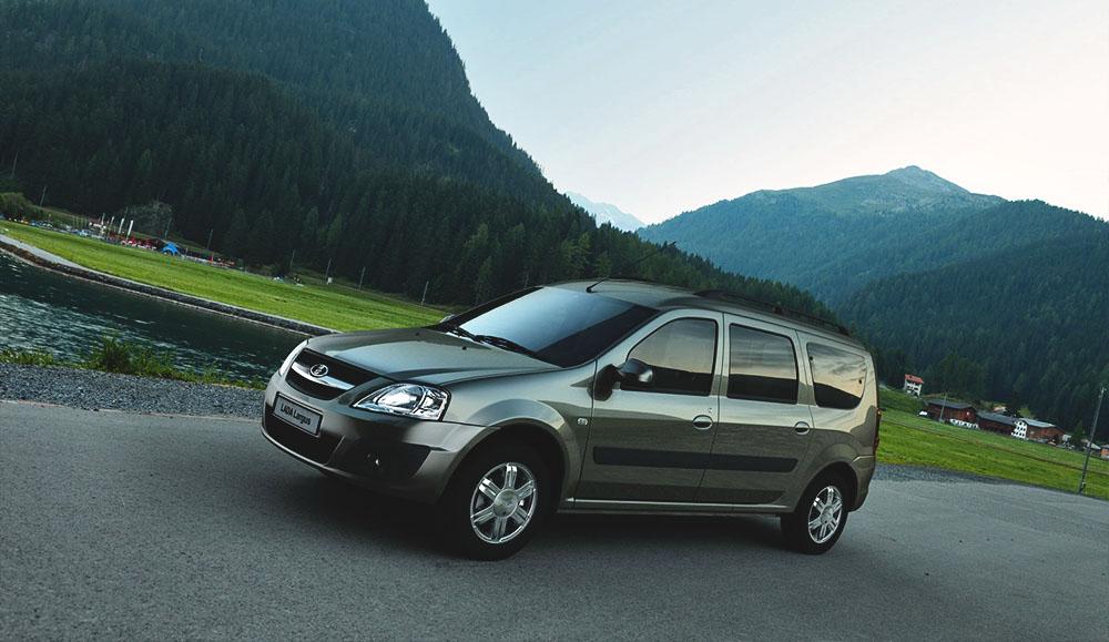 Продажи пассажирских и лёгких коммерческих автомобилей LADA в ноябре