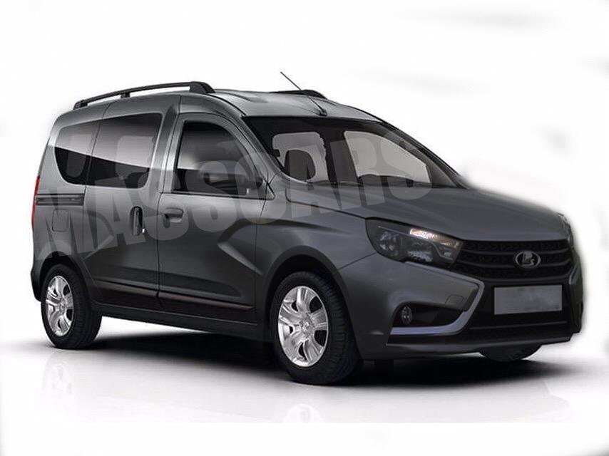 АВТОВАЗ выпустит новую модель LADA VAN