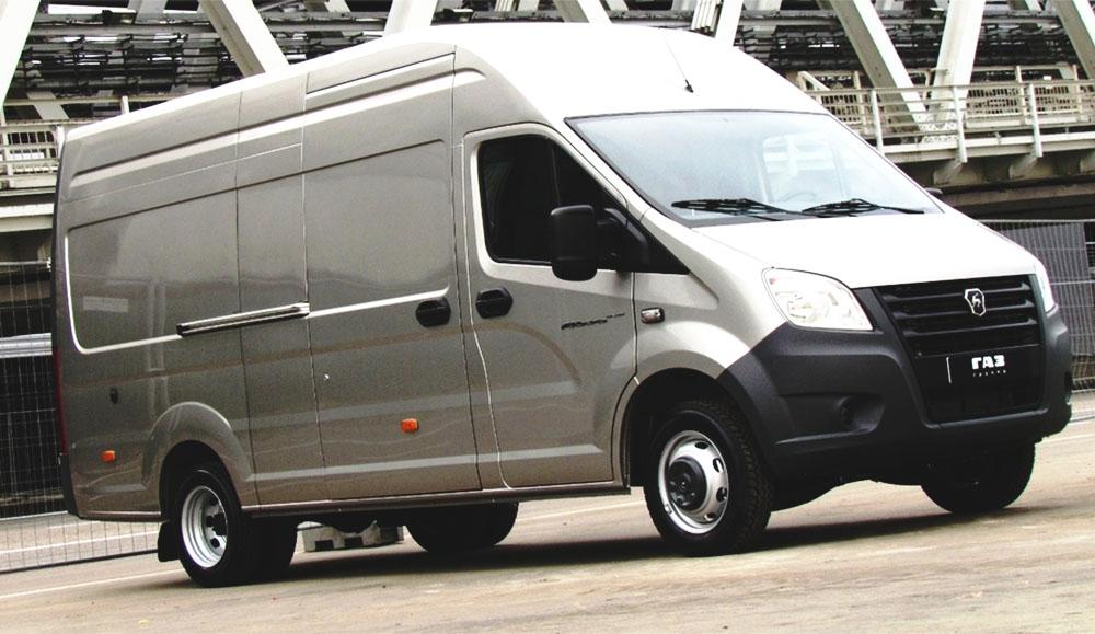 Статистика продаж новых LCV в ноябре в России