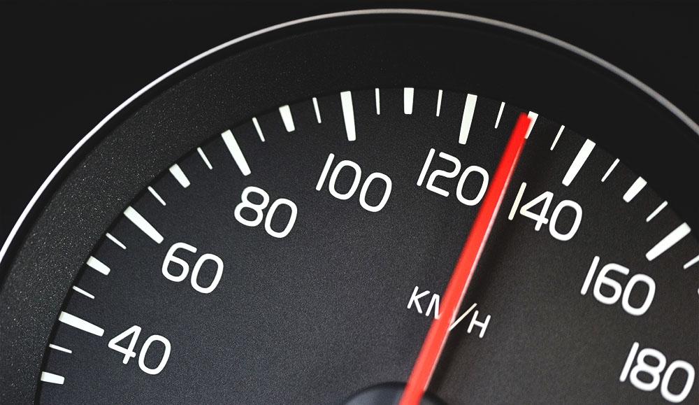 За превышение скорости на 20 км/ч будут штрафовать