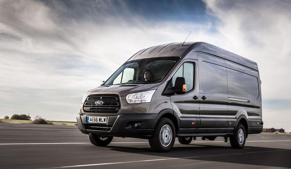 Ford Transit лидирует на российском рынке среди LCV-иномарок